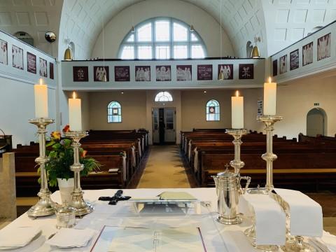Predigt zum Beichtgottesdienst der Konfirmanden 2019